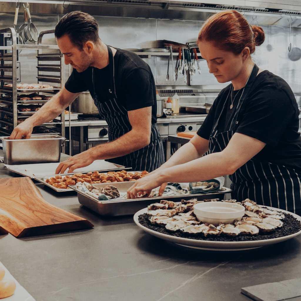 cocineros para eventos en Asturias