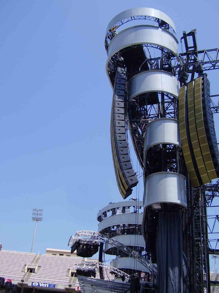 montaje eventos Barcelona